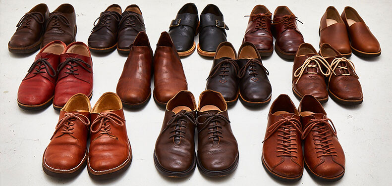 新しい奈良の革靴 KOTOKA